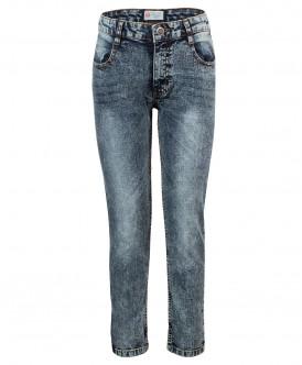 Синие прямые джинсы 119BBBC6303D100 фото