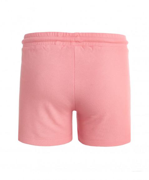 Розовые трикотажные шорты