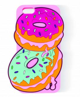 Чехол для телефона Пончики