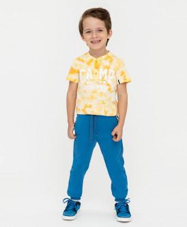 Синие брюки 120BBBC56033700 фото