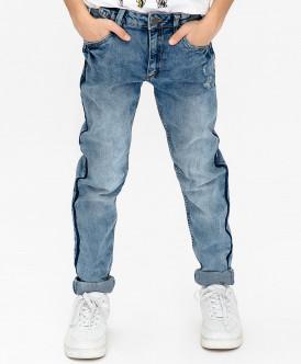 Голубые джинсы Slim Fit