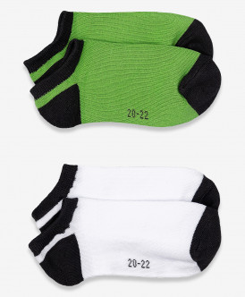 носки button blue для мальчика, зеленые