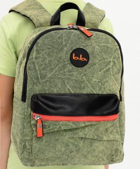 Рюкзак для мальчика Button Blue