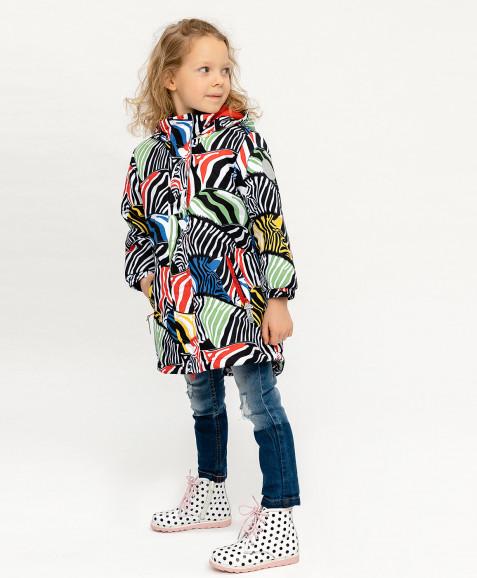Демисезонная куртка Active для девочки