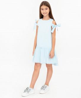 Хлопковое платье 120BBGC25021805 фото