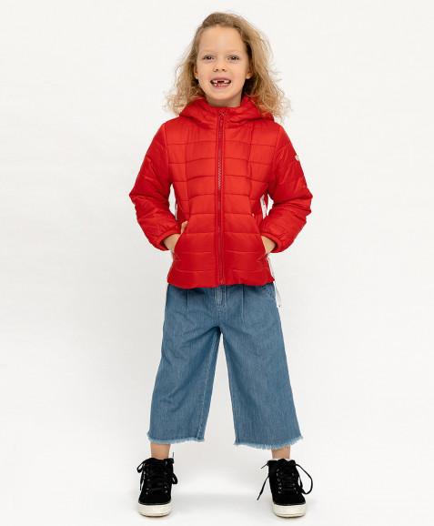 Демисезонная куртка Button Blue