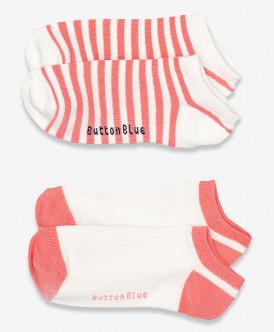 носки button blue для девочки, розовые