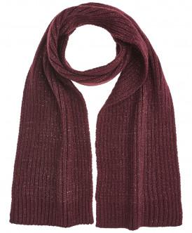 шарф button blue для девочки, красный