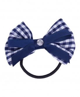 Резинка для волос Button Blue