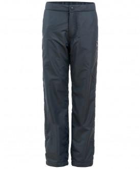 Серые демисезонные брюки