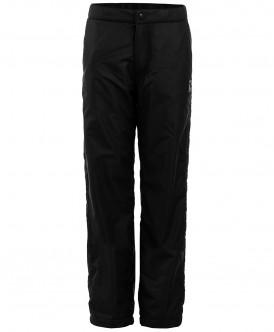 Черные демисезонные брюки 219BBBC64010800 фото