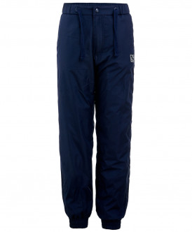 Синие демисезонные брюки 219BBBC64021000 фото