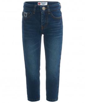 Синие утепленные джинсы 219BBBC6404D500 фото