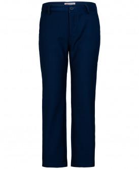 Купить 219BBBS63021000, Синие утепленные брюки Button Blue, синий, 152, Мальчики