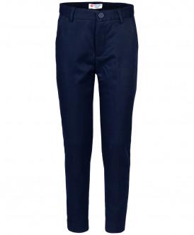 Синие брюки Slim