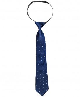 Синий галстук Button Blue