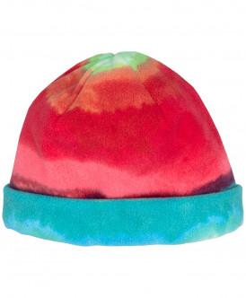 шапка button blue для девочки, салатовая