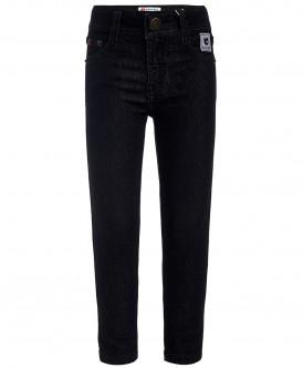 Черные джинсы Regular Fit