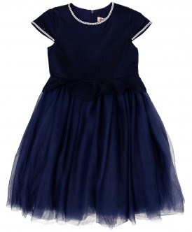 Синее нарядное платье 219BBGP25031000 фото