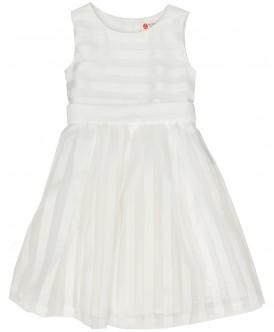 Белое нарядное платье 219BBGP25050200 фото