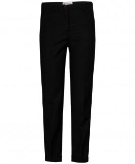 Черные брюки 219BBGS63010800 фото
