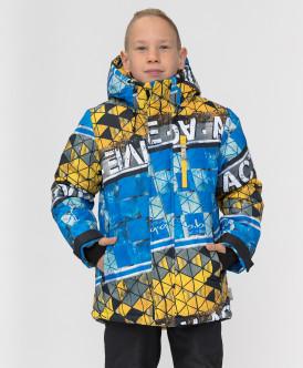 Зимняя куртка Active Button Blue