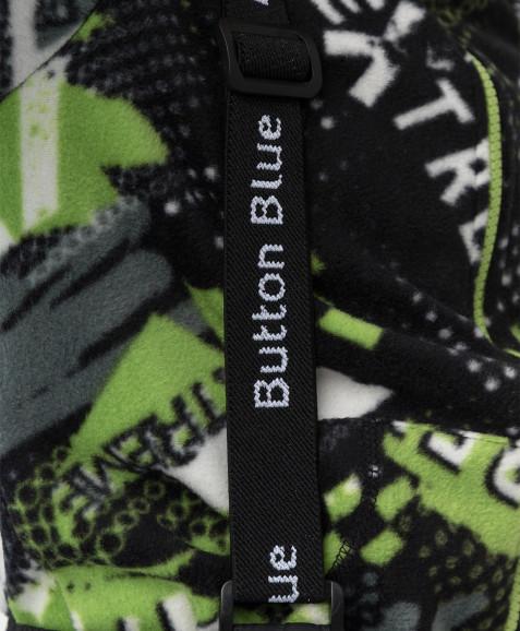 Демисезонные брюки Active Button Blue