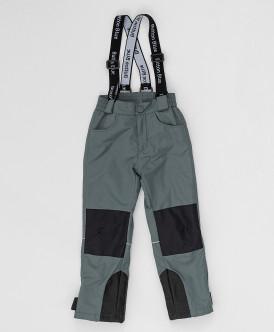 Купить 220BBBA64012000, Демисезонные брюки Active Button Blue, серый, 152, Мальчики