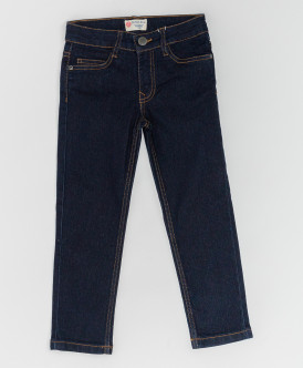 джинсы button blue для мальчика, синие