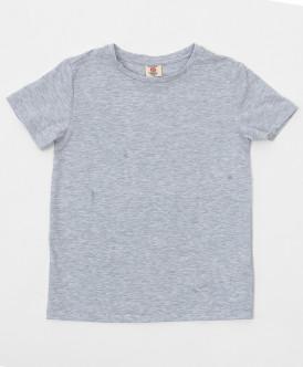 Серая футболка Button Blue