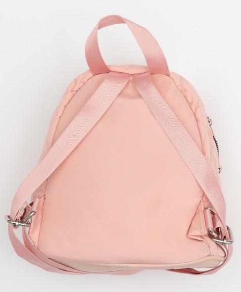 Розовый рюкзак для девочки Button Blue